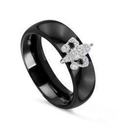 Кольцо керамика из серебра VALTERA 79289
