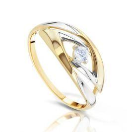 Кольцо из розового золота 87822