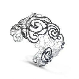 Браслет с бриллиантами из белого золота VALTERA 23930