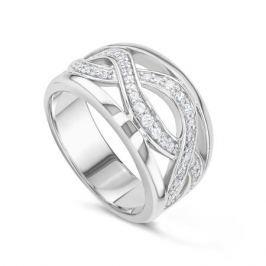 Кольцо из серебра VALTERA 44276
