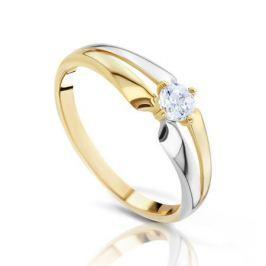 Кольцо из розового золота 87818