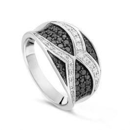 Кольцо из серебра VALTERA 43104