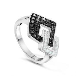Кольцо из серебра VALTERA 46561