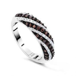 Кольцо из серебра VALTERA 48673