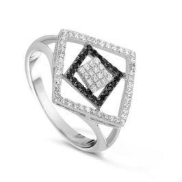 Кольцо из серебра VALTERA 59765
