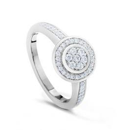 Кольцо из серебра VALTERA 46011