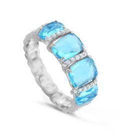 Кольцо из серебра VALTERA 87592
