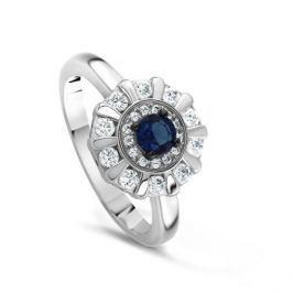 Кольцо из серебра VALTERA 84396
