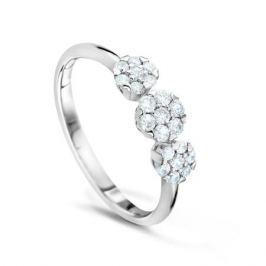 Кольцо из серебра VALTERA 45932