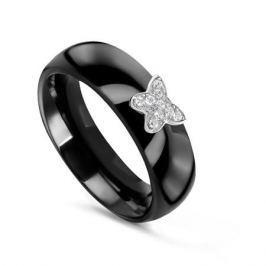 Кольцо керамика из серебра VALTERA 79208