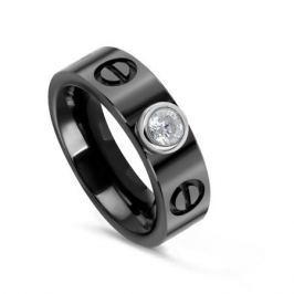 Кольцо керамика из серебра VALTERA 79269