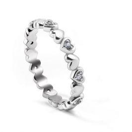 Кольцо из серебра VALTERA 81572