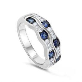 Кольцо из серебра VALTERA 47446