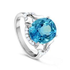 Кольцо из серебра VALTERA 64357