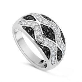 Кольцо из серебра VALTERA 56178