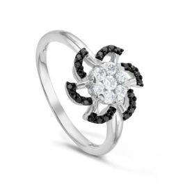 Кольцо из серебра VALTERA 43029