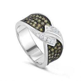 Кольцо из серебра VALTERA 44176