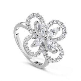 Кольцо из серебра VALTERA 66455