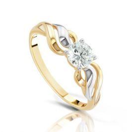 Кольцо из розового золота 87804