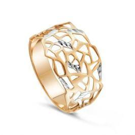 Кольцо из розового золота 81621