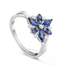 Кольцо из серебра VALTERA 87609