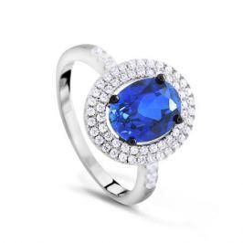 Кольцо из серебра VALTERA 80707
