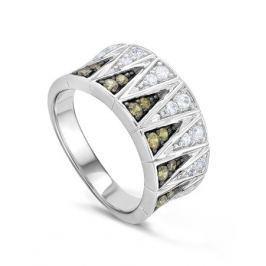 Кольцо из серебра VALTERA 44182