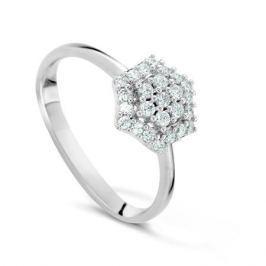 Кольцо из серебра VALTERA 45904