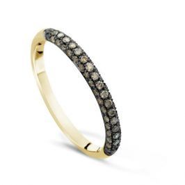 Кольцо с бриллиантами из желтого золота VALTERA 50305
