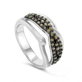 Кольцо из серебра VALTERA 44237