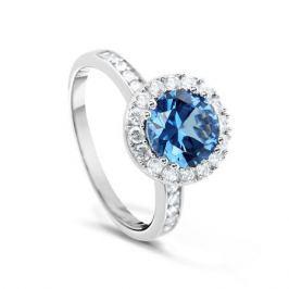 Кольцо из серебра VALTERA 56665