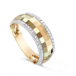 Кольцо с бриллиантами из розового золота VALTERA 57908