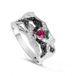 Кольцо из серебра VALTERA 87644