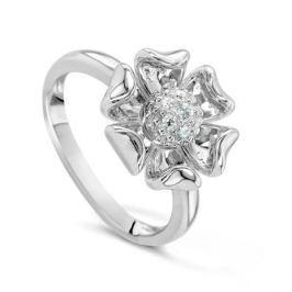 Кольцо из серебра VALTERA 56069