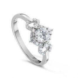 Кольцо из серебра VALTERA 66263