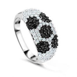 Кольцо из серебра VALTERA 46089