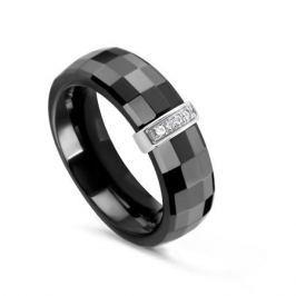 Кольцо керамика из серебра VALTERA 79246