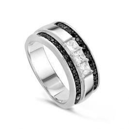 Кольцо из серебра VALTERA 46685