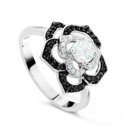 Кольцо из серебра VALTERA 46564