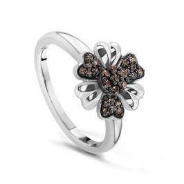 Кольцо из серебра VALTERA 47592