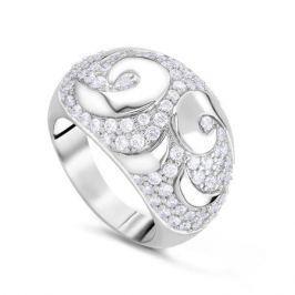Кольцо из серебра VALTERA 28666