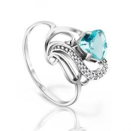 Кольцо из серебра 95038