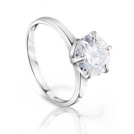 Кольцо из серебра 95103
