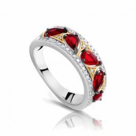 Кольцо из серебра VALTERA 103636