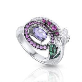 Кольцо из серебра VALTERA 91631