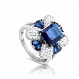 Кольцо из серебра 103788