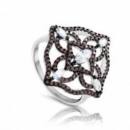 Кольцо из серебра 103774