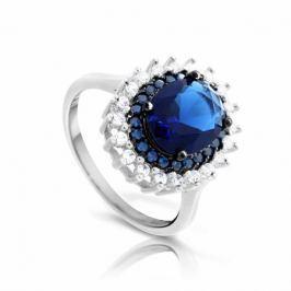 Кольцо из серебра 103786