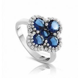 Кольцо из серебра 105094