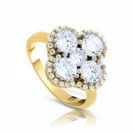 Кольцо из серебра 105083